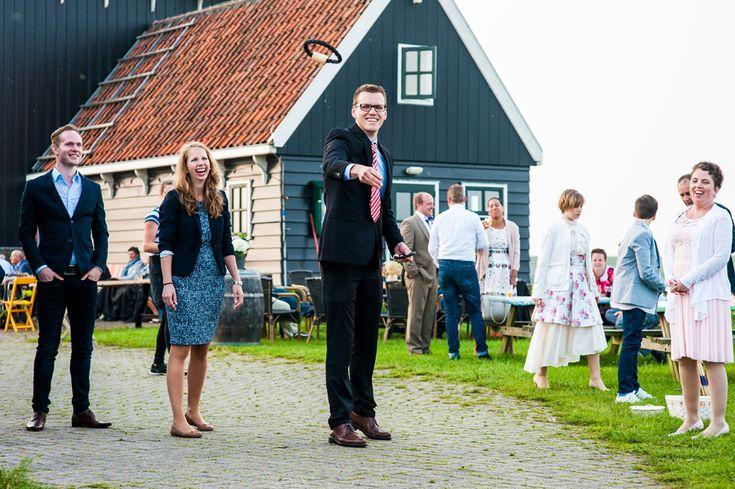 oudhollandse spelen bruiloft trouwen buiten trouwreportage