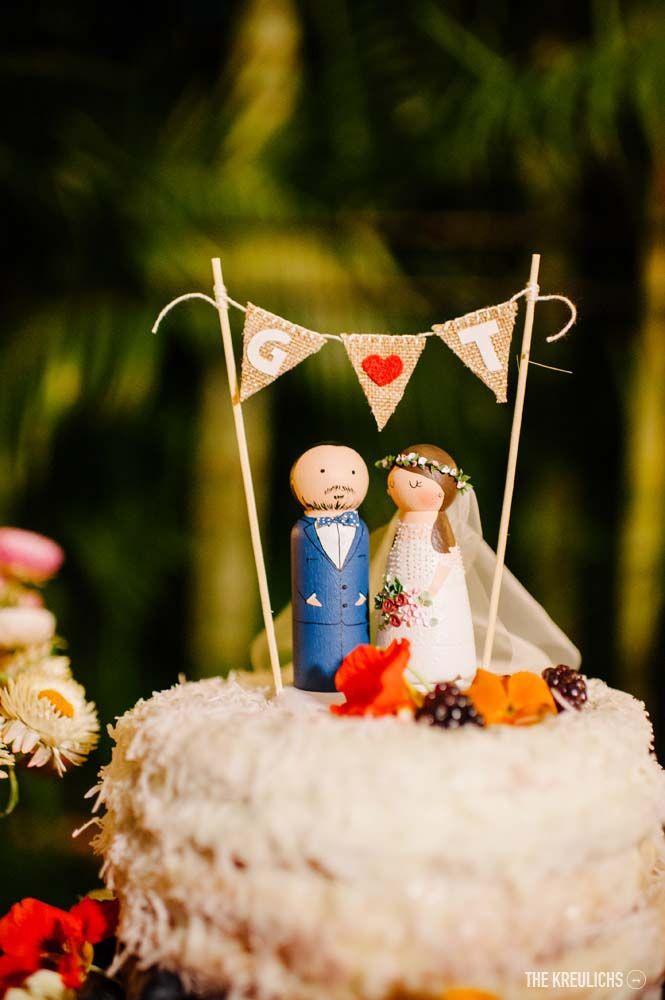 O Casamento de hoje é desses de suspirar! E também é especial por alguns motivos… o primeiro deles é que a noiva Gabi esteve presente no nosso Papo Lápis de Noiva no Rio de Janeiro e a nossa torcida para que tudo fosse perfeito e que ...