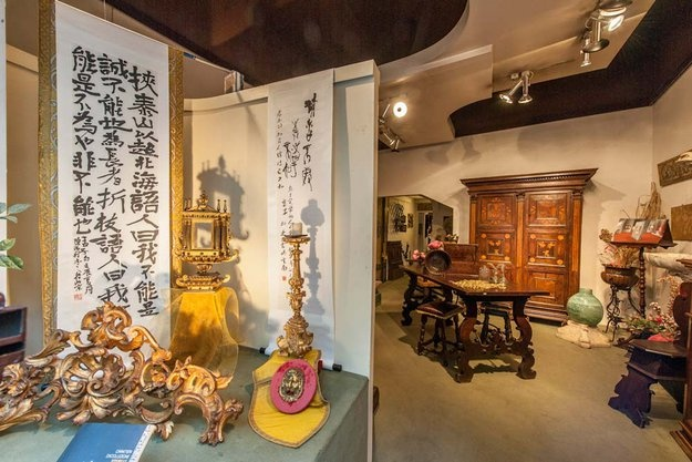 Lisa De Carlo galleria d'Arte Antica: 杜建民 / Du Jianmin - 陈丙利 / Chen Bingli