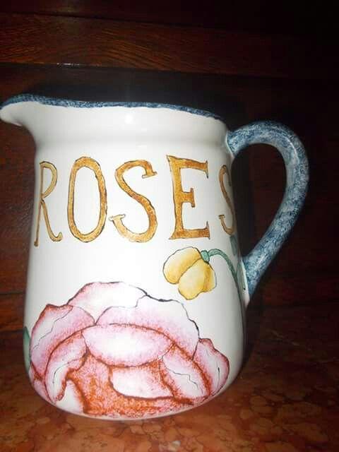Jarra....Roses