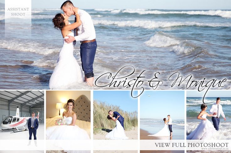 Christo and Monique Wedding - Adele van Zyl Photography