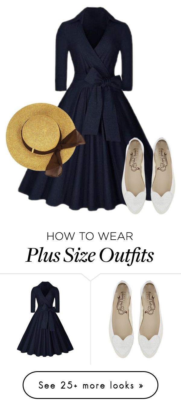 """1940s"" by haileyvontz on Polyvore"