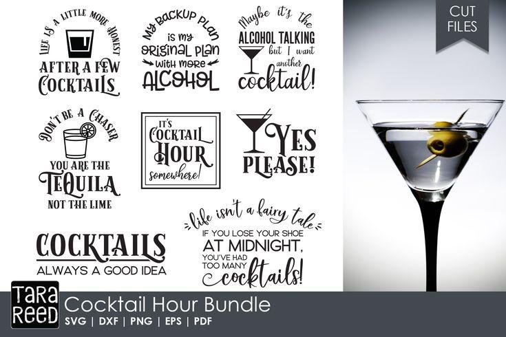 Cocktail Hour Bundle