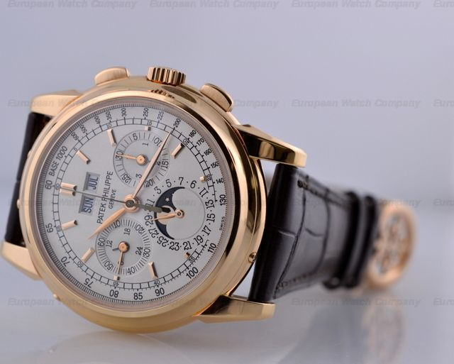 "Patek Philippe Reference 5970R. Perpetual Calendar ""AND"" Chronograph. Dudes, it doesn't get much better than this."
