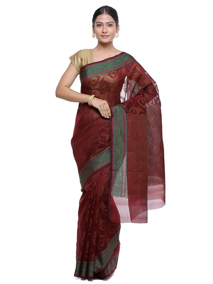 """Look Trendy By Wearing This Amazing Beautiful Saree From House Of """"#designed ilkWorks"""". It Comes With A #Unstitched Blouse Piece. #Designed Using The Fabric, Along With Best #Combination Of #Colours, #Ensures That It Should Never #Fail To Be The Perfect #EyeMagnet.  BuyNow@ http://amzn.to/2xHUiIC"""