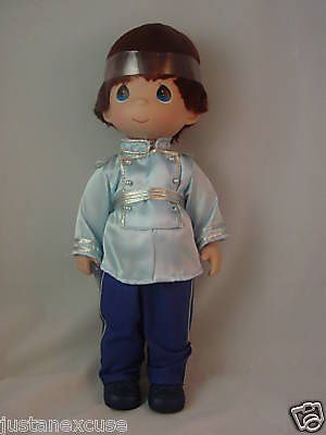 Precious Moments Dolls 2009 | Details about Disney Precious Moments Doll Prince Charming Signed
