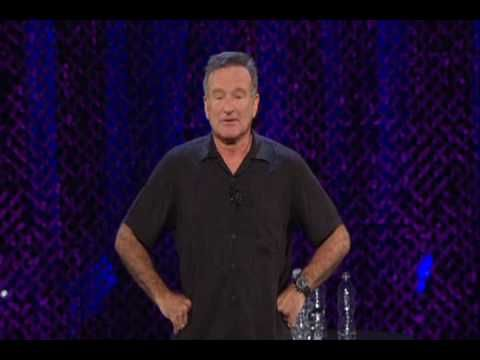 Robin Williams Weapons of self destruction part 5 - YouTube