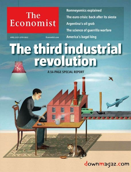 The Economist - The 3rd Industrial Revolution.