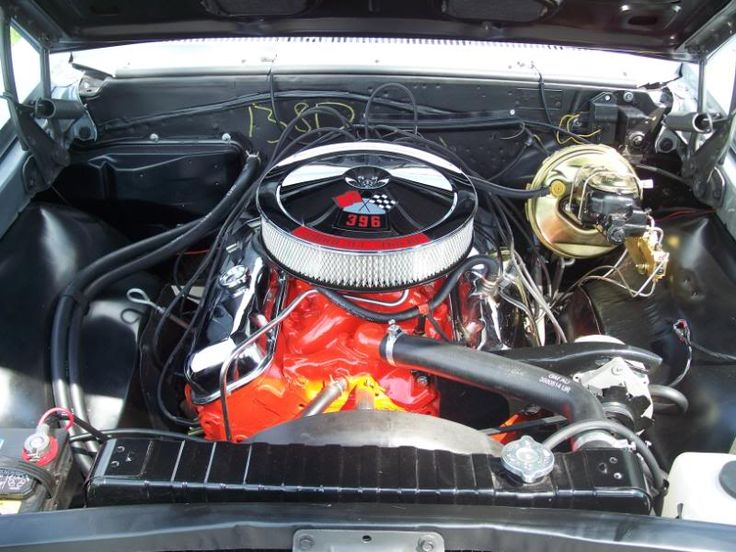 1966 Chevelle Wiring Diagram Ford Focus 2006 Dash | Ss Engine Bay Pictures - Tech ...