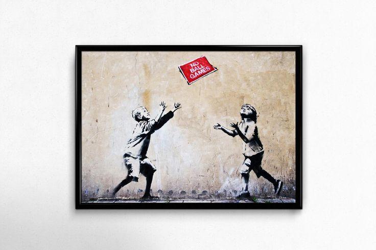best 25 banksy posters ideas on pinterest banksy pictures banksy art and street art. Black Bedroom Furniture Sets. Home Design Ideas