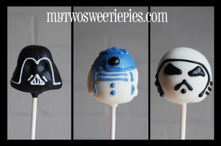 Star Wars Cake Pop Images : ?Girls star wars cake?????????? 25 ??? Pinterest ...