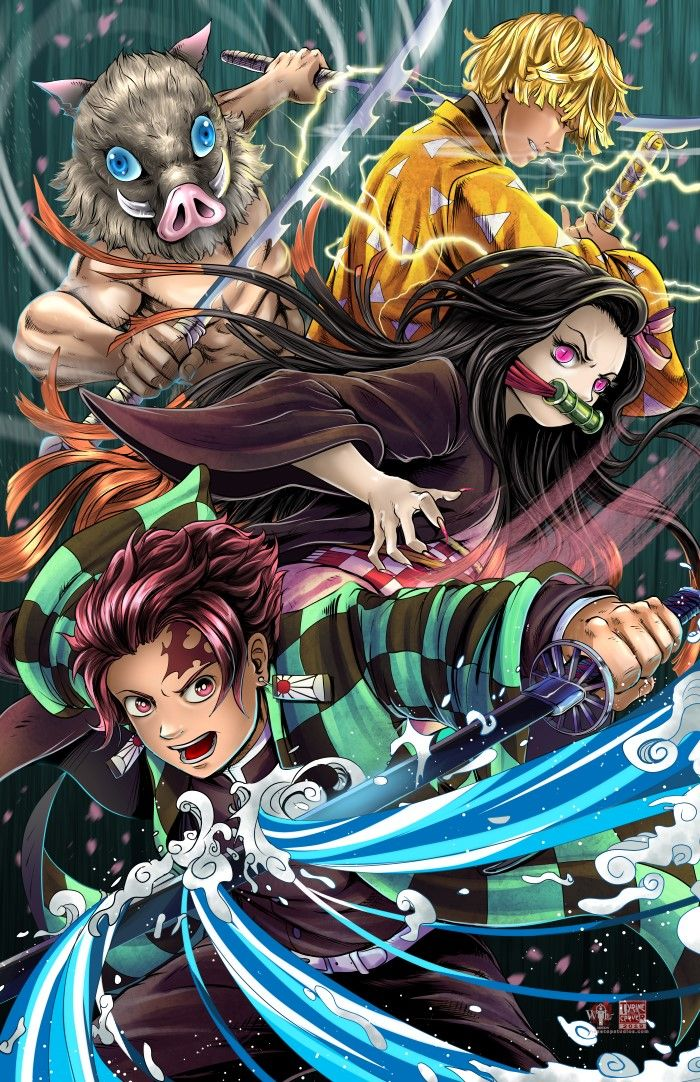 Watch Demon Slayer English Dubbed in 2020 Anime, Slayer