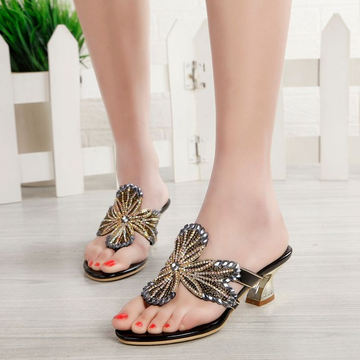 Fashion Sandals Summer slippers Leaves Flower-shaped Shoes Female Cool Slippers Women Slippers