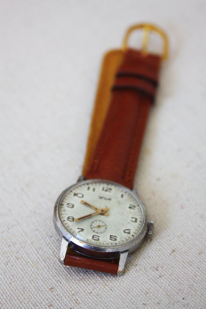 Vintage Soviet 'Zim' Watch.