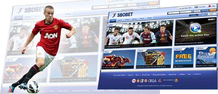 SBOBET Sportsbook Asian Handicap Betting