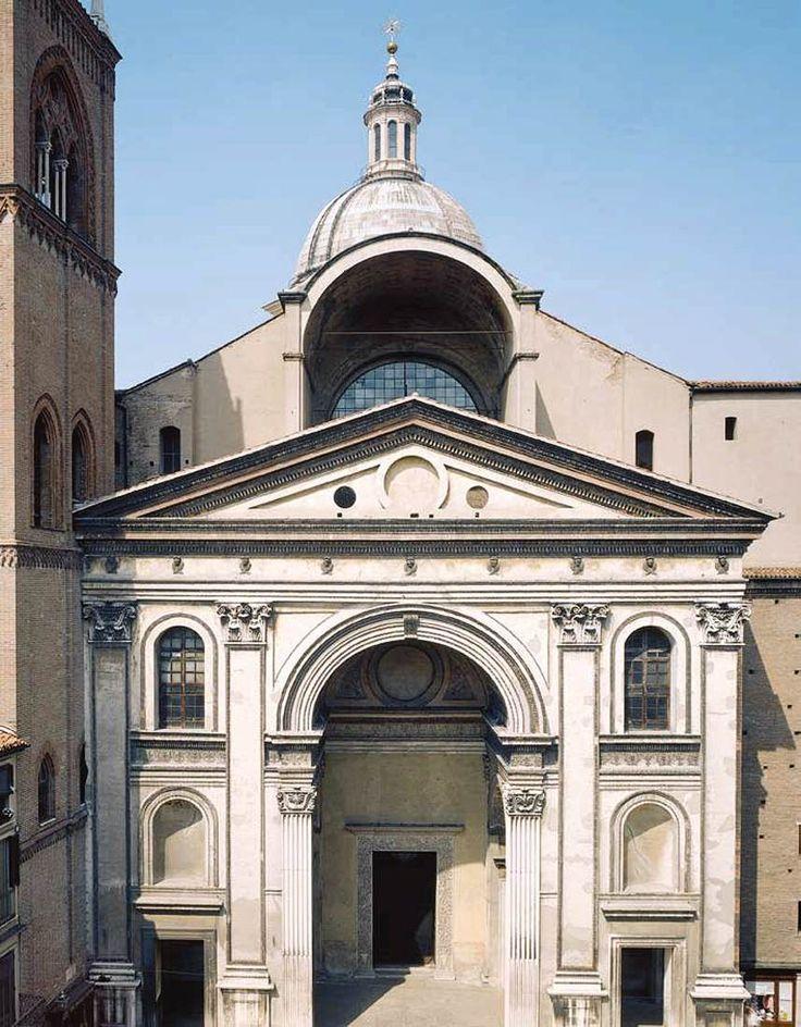 Charles Fonseca: Leon Battista Alberti. Arquitetura
