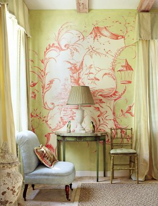 204 Best Chinoiserie Walls Amp Wallpaper Images On Pinterest