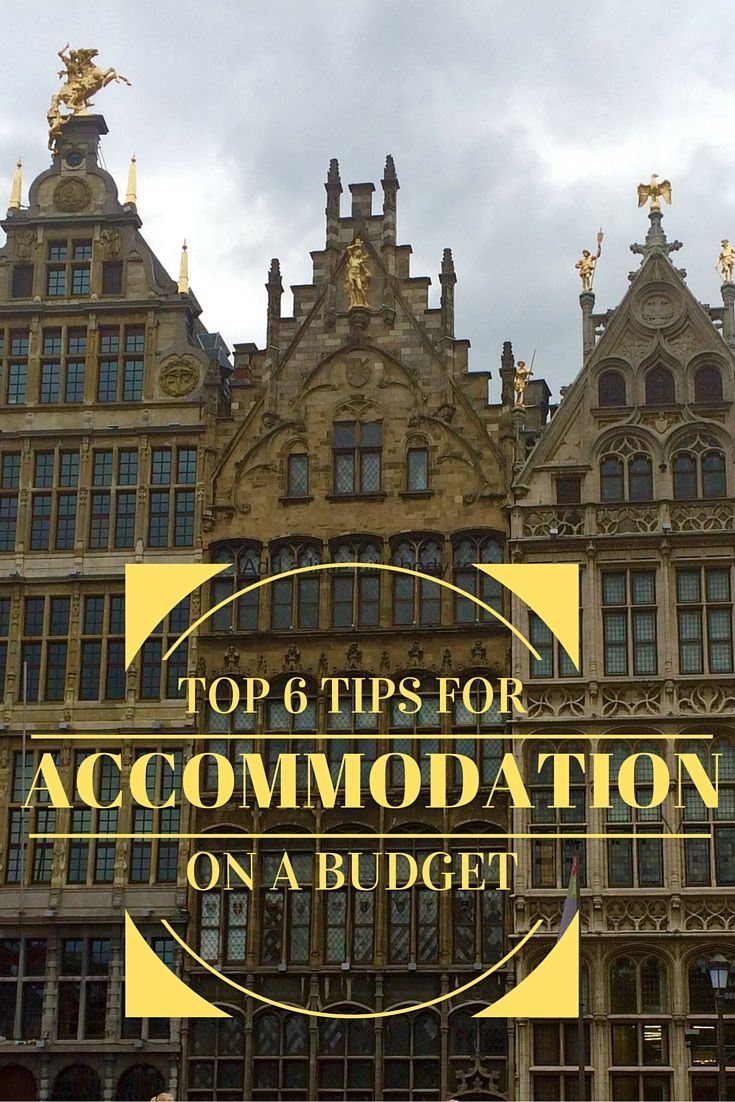 Adoration 4 Adventure's top 6 tips for travel accommodation on a budget. The following are methods we regularly use to find low cost or free travel accommodation.