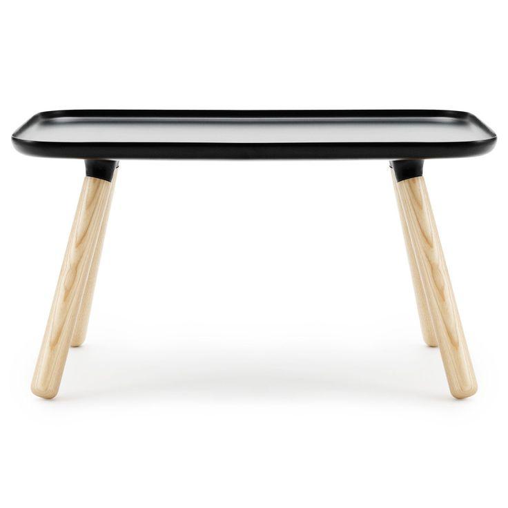 Tablo bord sort, 78x45 i gruppen Møbler / Bord / Sofabord hos ROOM21.dk (124277)