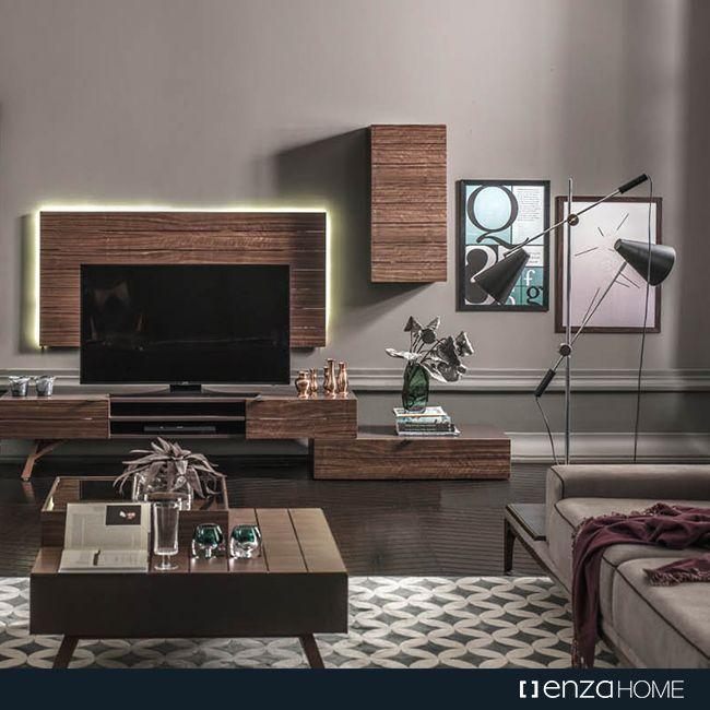 95 best tv Ünİtesİ images on pinterest | tv walls, entertainment ... - Parete Attrezzata Per Tv Logic 530