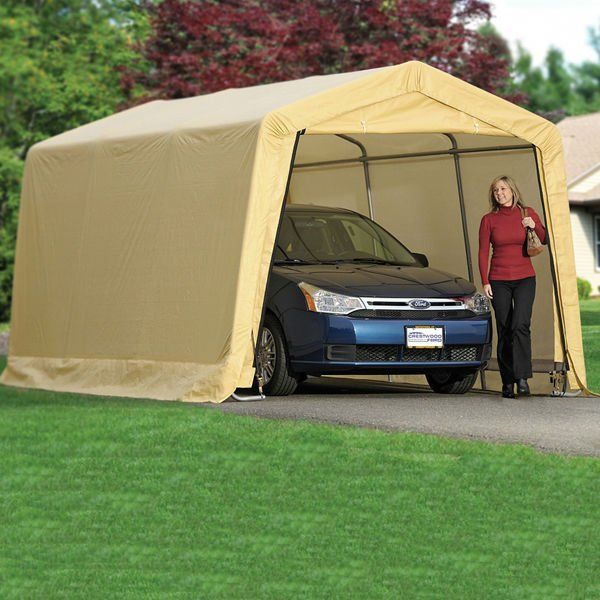 Pop Up Tent Garage : Car garage carport marquee pop up canopy covers buy