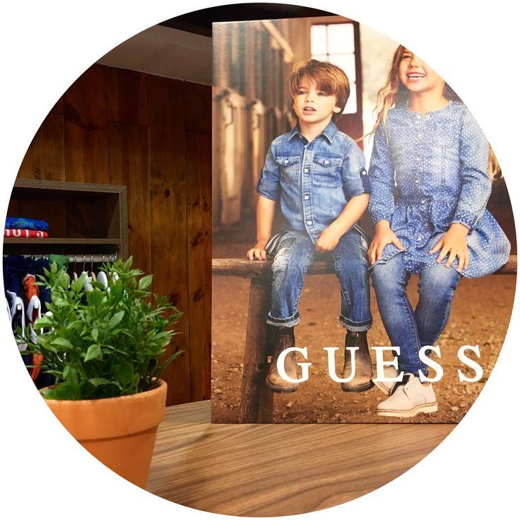 Guess kids
