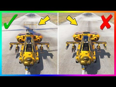 nice 10 Things You Might Not Know About The FH-1 Hunter In GTA Online & Tips Before Buying! (GTA 5 DLC)