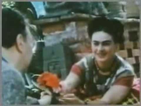 Frida KAHLO & Diego & Trotzki...
