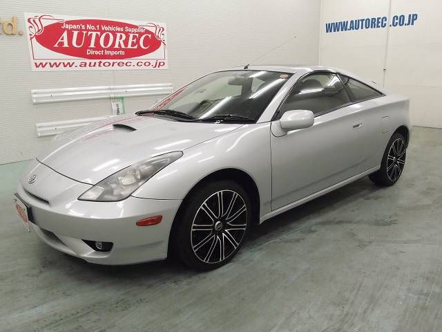 Japanese Used Cars for Sale TOYOTA CELICA (ZZT231-0072139) | AUTOREC