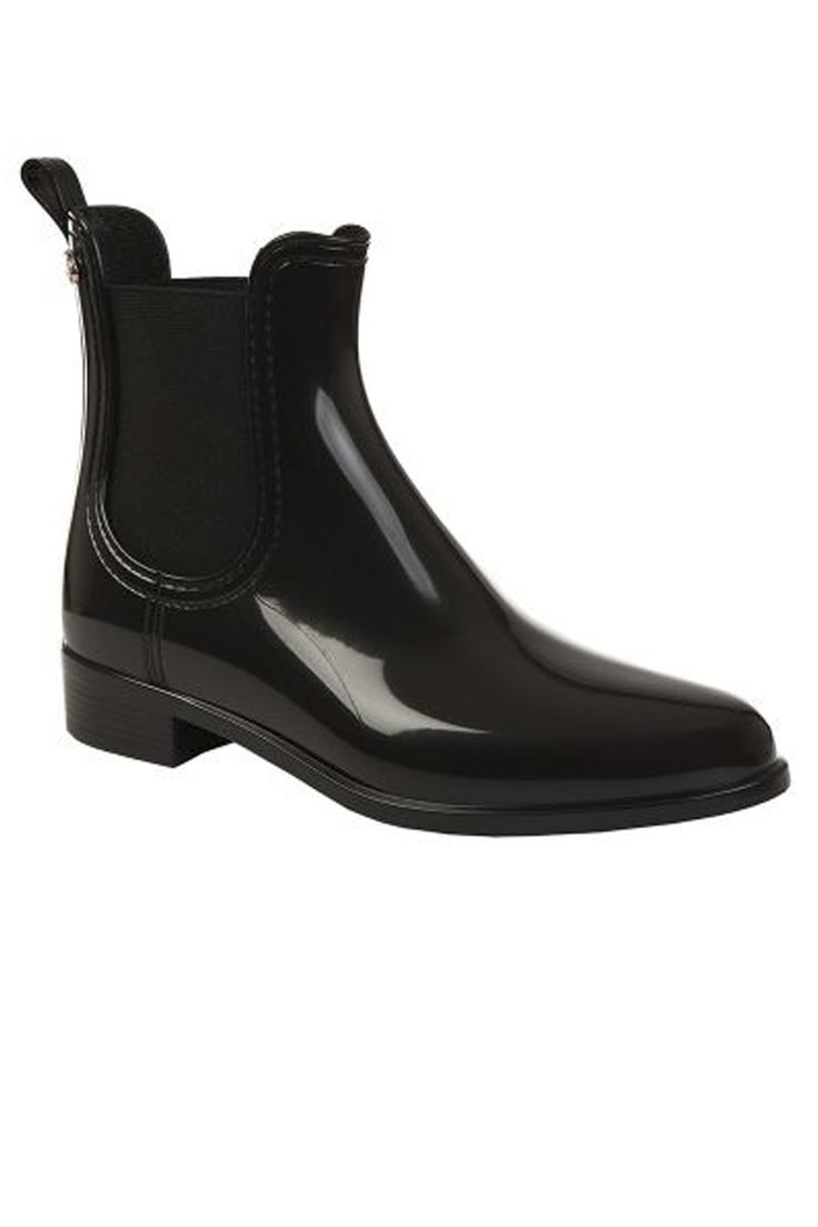 Lemon Jelly - The Comfy Boot In Black