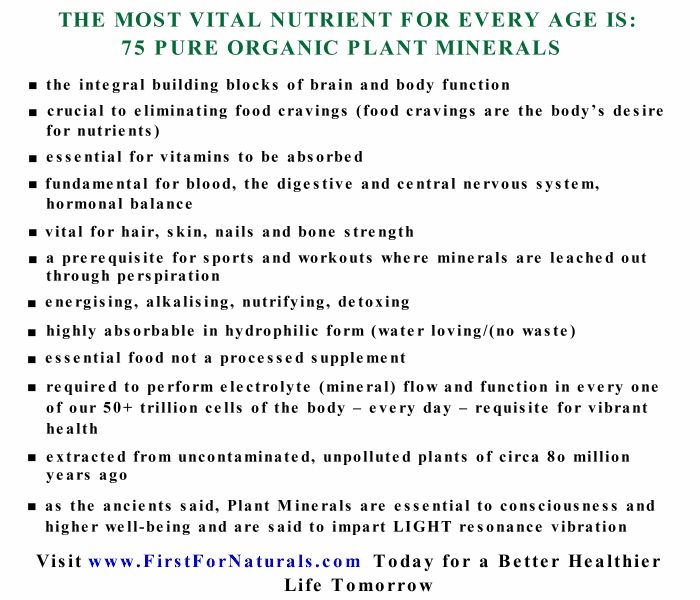 Why Not Make Sizzling Minerals Part of Your Daily Routine Don't be fooled by nay-sayers or disbelief without first giving yourself an opportunity to investigate all the facts. Click the link www.FirstForNaturals.com and discover a whole new world of how to find health as simply as easily dropping a tablet that dissolves in water and provides you with a tasty refreshing and above all healthy drink that both you and your body will find highly satisfying.
