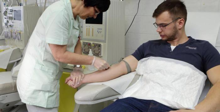 FN Plzeň má už 70 tisíc potenciálních dárců kostní dřeně >>> http://plzen.cz/fn-plzen-ma-uz-70-tisic-potencialnich-darcu-kostni-drene/