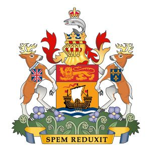 Stemma del New Brunswick - Nuevo Brunswick - Wikipedia, la enciclopedia libre