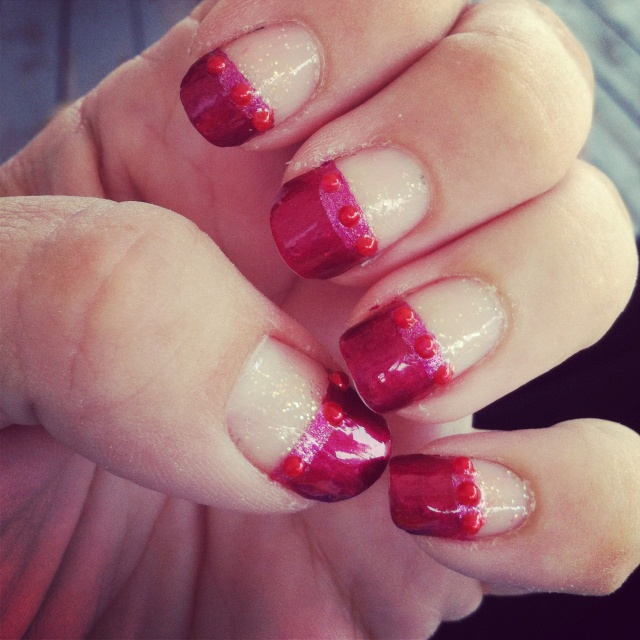New manicure I did the other dayNails Art
