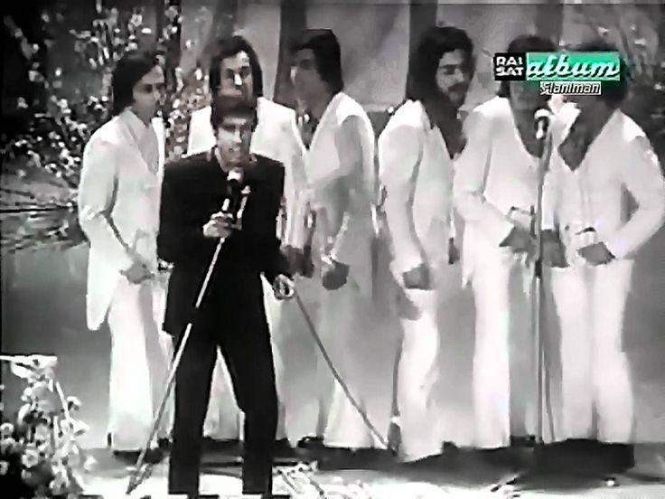 ♫ Adriano Celentano ♪ Chi Non Lavora Non Fa L'amore (S. Remo1970) ♫ Vide...