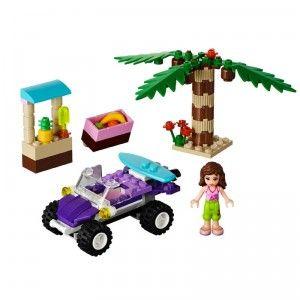 Lego Friends Olivia's Beach Buggy