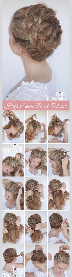 50 Penteados com tranças