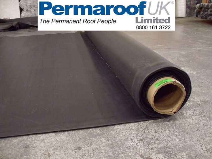 Details about Firestone Rubber Roofing EPDM 1.14mm