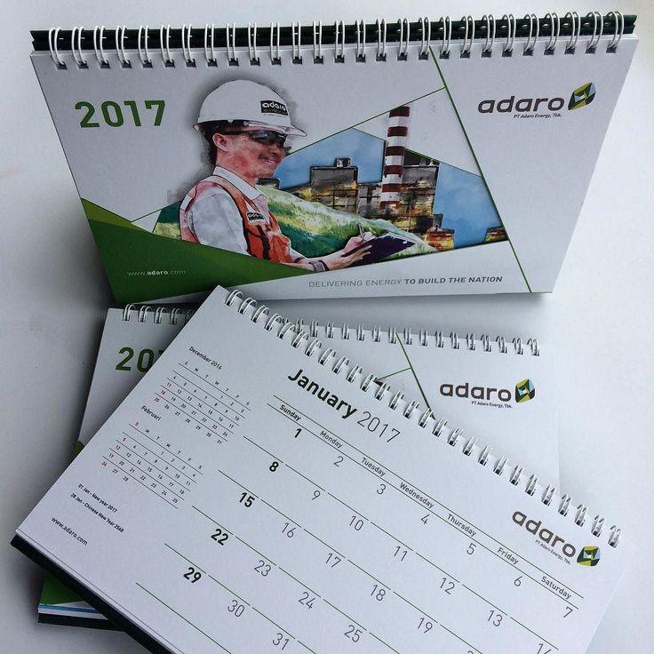 Kalender Meja Adaro Untuk order kontak kami di bio  atau Kunjungi http://www.maucetak.com Cetak online lebih mudah dan cepat. Gratis pengiriman wilayah Jakarta #percetakan #jakarta #percetakanmurah #maucetak #design #printing #calendar #kalender #adaro #energy #branding #marketing #green #indonesia #february