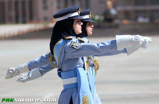 Pak Army Lady Pics
