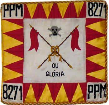 Pelotão de Polícia Militar 8271/74 Cabo Verde