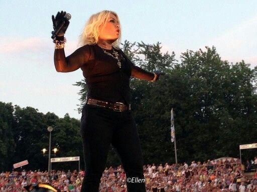 Kim Wilde 2014