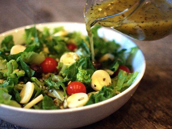 Top Secret Recipes | Bonefish Grill Citrus Herb Vinaigrette Copycat Recipe