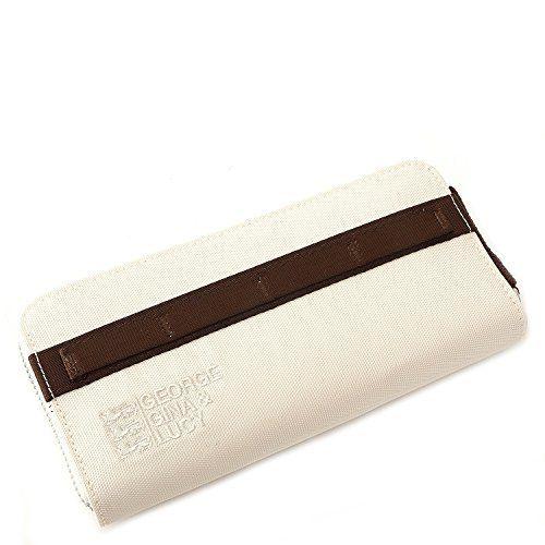 a614c8070ced3 GG L Geldbörse HARMONY creme du nylon 32 Creme. George Gina   Lucy  apparel