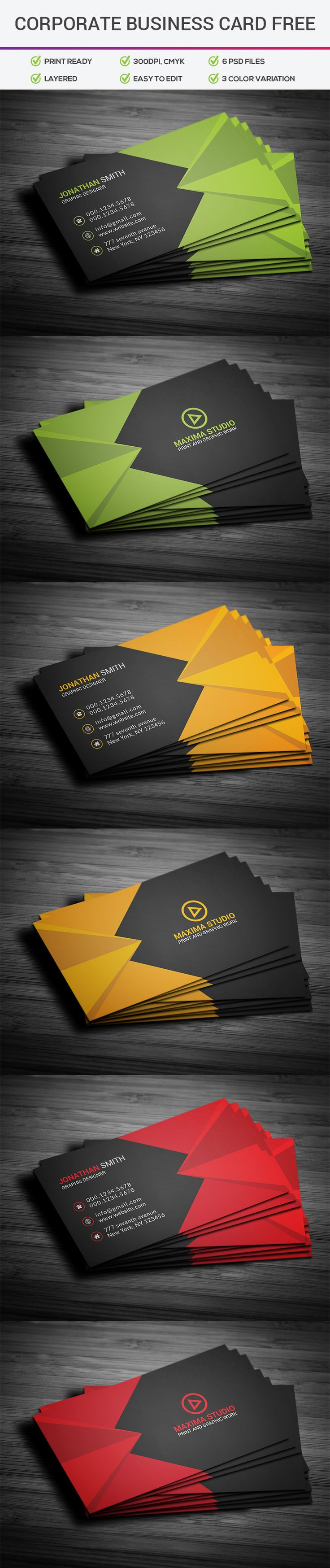 7 best business card images on pinterest