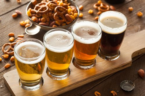 10 Foods That May Disappear Thanks to Climate Change. Beer is one of them.