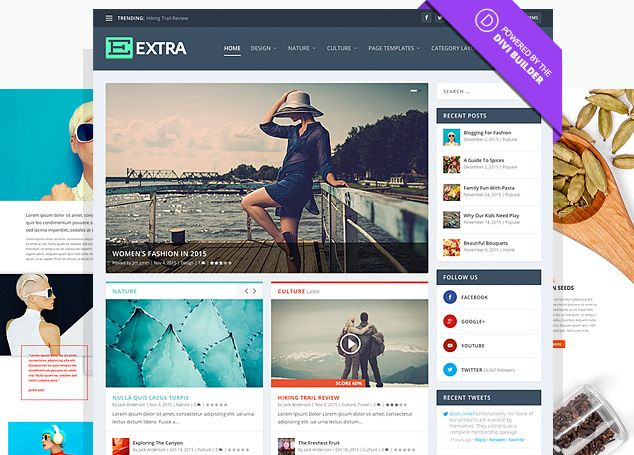41 best Wordpress Themes images on Pinterest | Website designs ...