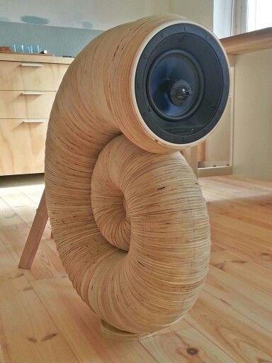 Dune Spice Worm Speaker! Custom made home build