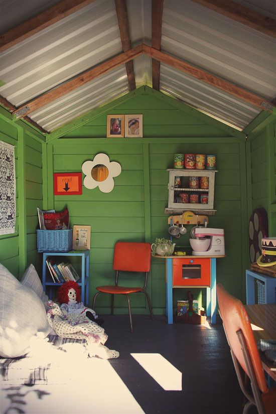 Cubbyhouse by creativewithkids