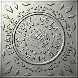 French Manhole Covers